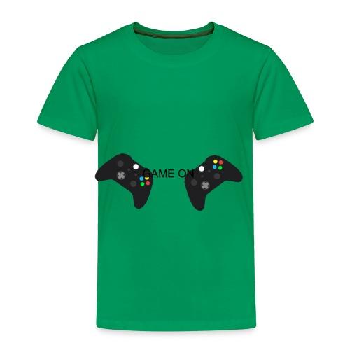 Game ON - Toddler Premium T-Shirt