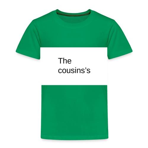 The Cousins's - Toddler Premium T-Shirt