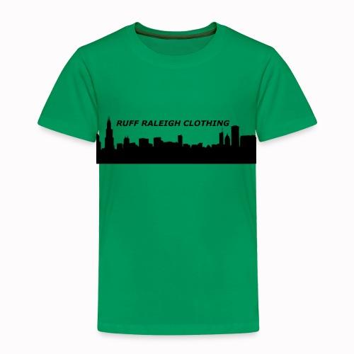 Ruff Raleigh Clo. - Toddler Premium T-Shirt