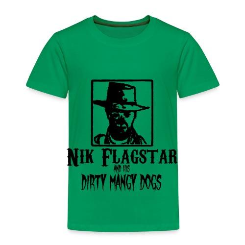 Cowboy - Toddler Premium T-Shirt