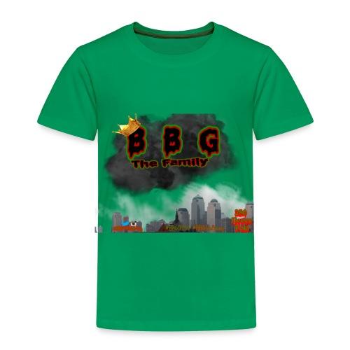 Only The BBG Family - Toddler Premium T-Shirt
