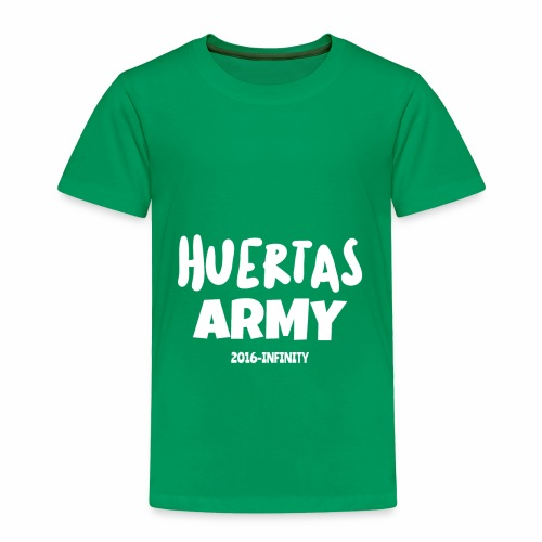 HUERTAS - Toddler Premium T-Shirt