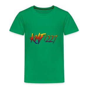 KMF 1227 MERCH!! - Toddler Premium T-Shirt