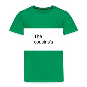 The Cousins's - Toddler Premium T-Shirt