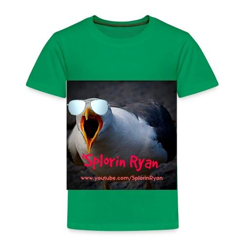 That Darn Seagull - Toddler Premium T-Shirt