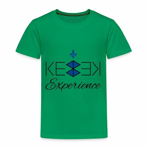Kebek Experience - Toddler Premium T-Shirt