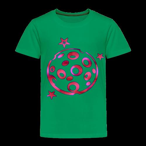 Cheesey Pink Moon - Toddler Premium T-Shirt