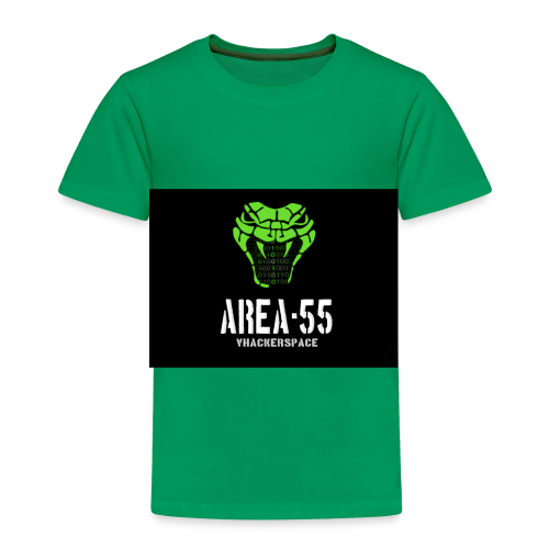 final_Area55_vertical1 - Toddler Premium T-Shirt