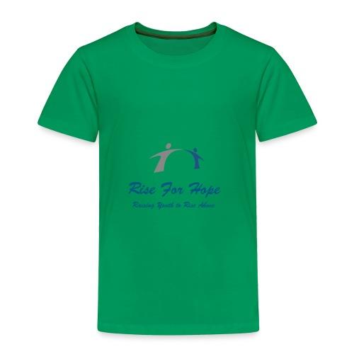 Rise for Hope - Toddler Premium T-Shirt