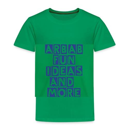 E91B5777 2A3B 4776 9C8E 530EBCAE658C - Toddler Premium T-Shirt