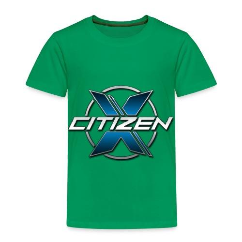 CitizenX Team Logo - Toddler Premium T-Shirt