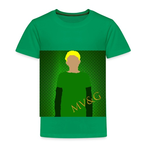 Martin Vlogs & Games - Toddler Premium T-Shirt
