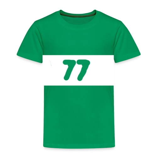 77 aftershock sweater for kids - Toddler Premium T-Shirt