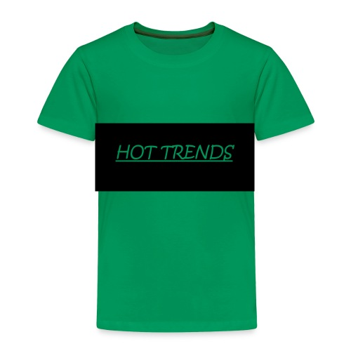 Hot - Toddler Premium T-Shirt