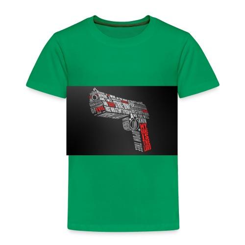 youtube - Toddler Premium T-Shirt