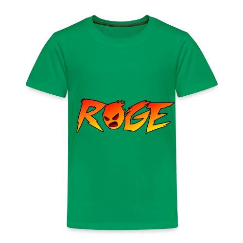 Rage T-shirt - Toddler Premium T-Shirt