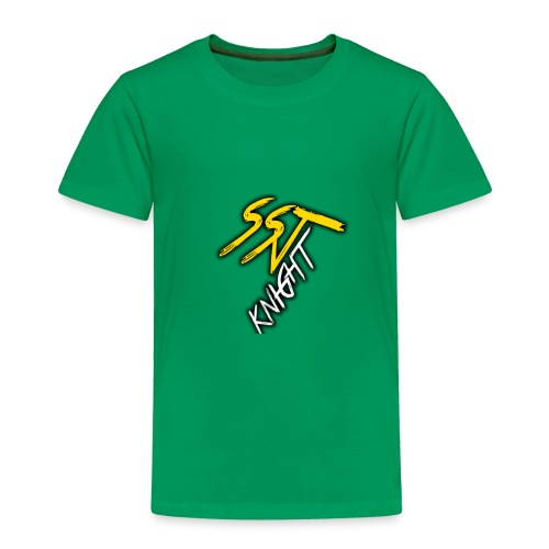 Limited SSJ shirt - Toddler Premium T-Shirt