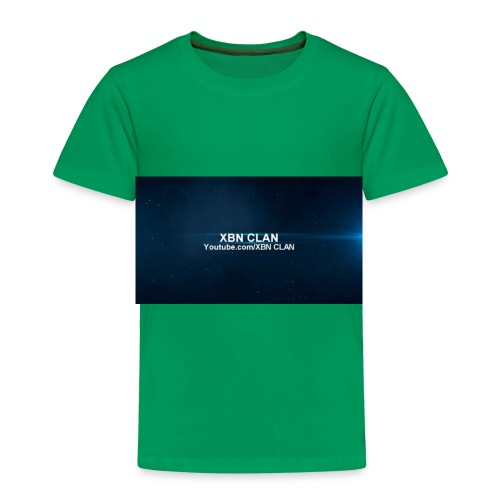 XBN CLAN - Toddler Premium T-Shirt