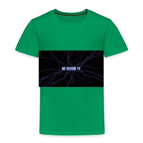Nc Bassin Tv - Toddler Premium T-Shirt