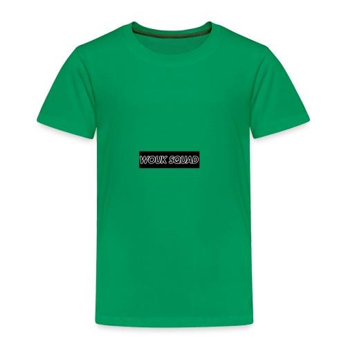 Wouk Squad LOGO - Toddler Premium T-Shirt