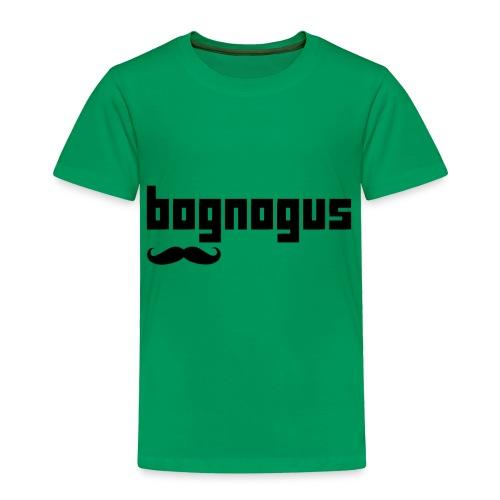 bognogus in black - Toddler Premium T-Shirt