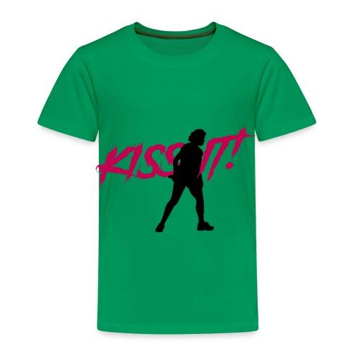KISS IT! - Toddler Premium T-Shirt
