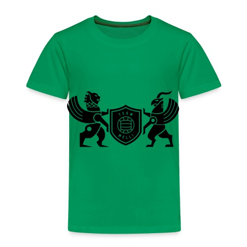 Iran lion & griffin - Toddler Premium T-Shirt