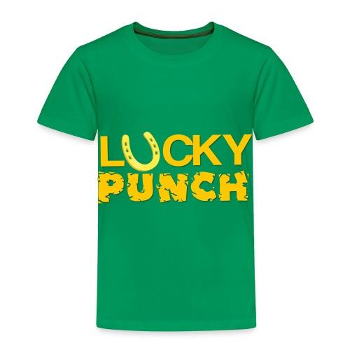 LUCKY PUNCH - Toddler Premium T-Shirt