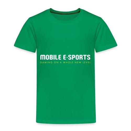 MOBILE E-SPORTS - Toddler Premium T-Shirt