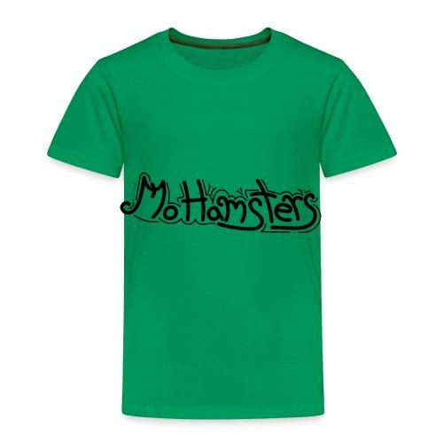MoHamsters Signature Design - Toddler Premium T-Shirt