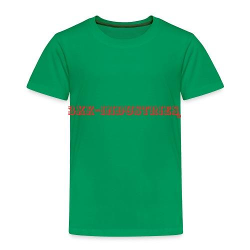 Logomakr 8SPEWM - Toddler Premium T-Shirt