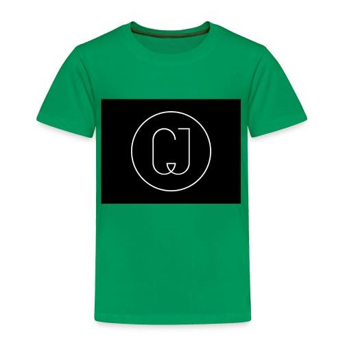 CJ - Toddler Premium T-Shirt