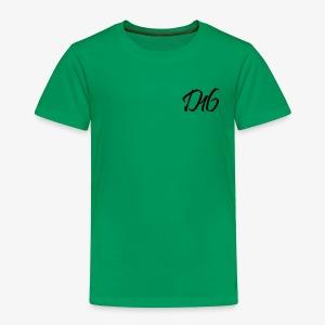Dan # 16 Signature - Toddler Premium T-Shirt
