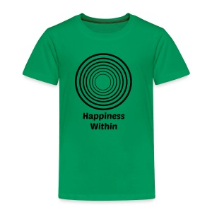Happiness Within - Toddler Premium T-Shirt