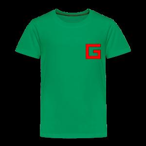 The Capital G - Toddler Premium T-Shirt