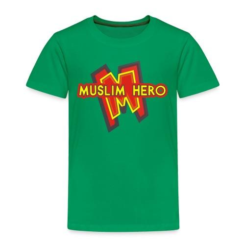 MUSLIM HERO - Toddler Premium T-Shirt