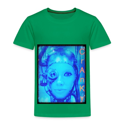 Cranky - Toddler Premium T-Shirt