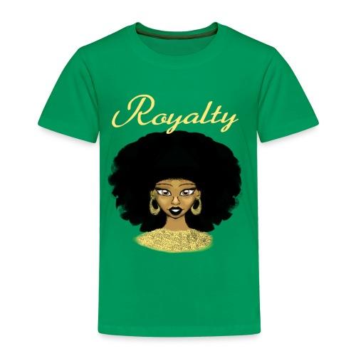 Akyra's Royalty - Toddler Premium T-Shirt