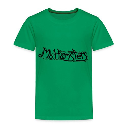 MoHamsters Signature Design - Toddler Premium T-Shirt