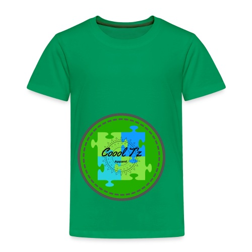 Coool T'z Green - Toddler Premium T-Shirt