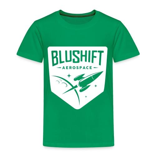BluShift Logo - Toddler Premium T-Shirt
