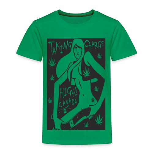 tees_three - Toddler Premium T-Shirt