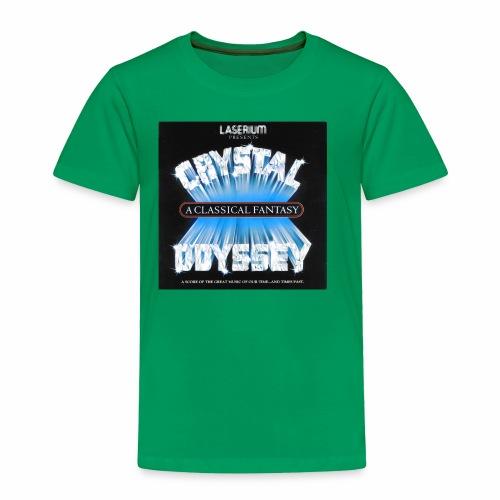 Laserium Crystal Osyssey - Toddler Premium T-Shirt