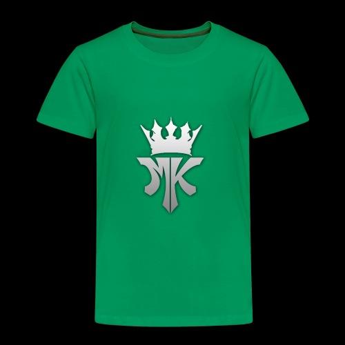 MK orignal logo gray - Toddler Premium T-Shirt