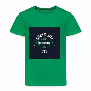 Dream Life Cooperation - Toddler Premium T-Shirt