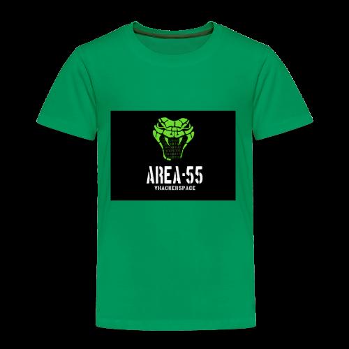 final_Area55_vertical1 - Toddler Premium T-Shirt