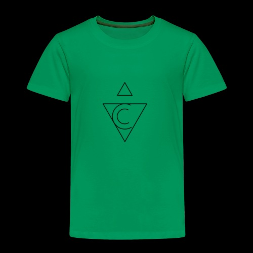 The Tetragenetron - Toddler Premium T-Shirt