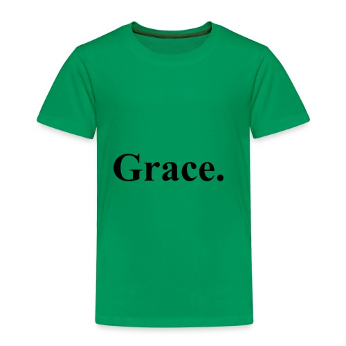 grace - Toddler Premium T-Shirt
