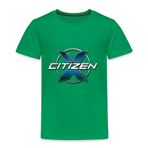CitizenX Team Logo - Toddler Premium T-Shirt