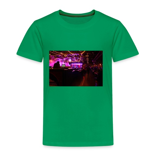 brooklyn bowl - Toddler Premium T-Shirt
